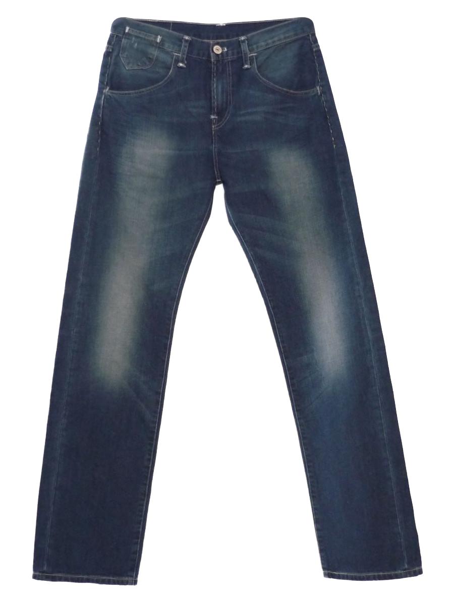 levis 505 jeans 050580001 w32 l34 unit worn 32 34 levi s ebay. Black Bedroom Furniture Sets. Home Design Ideas