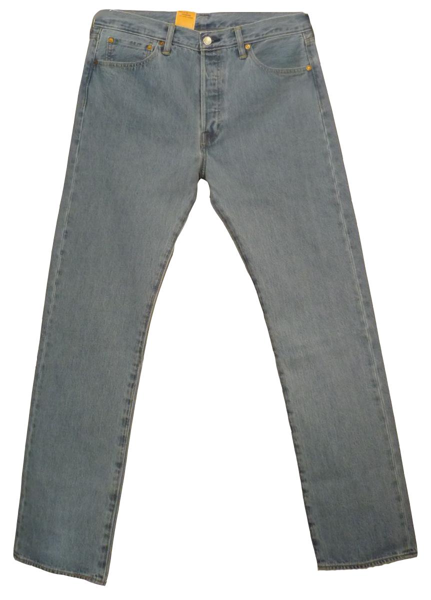 levis 501 jeans 5010113 w34 l34 light broken stonewash 34 34 ebay. Black Bedroom Furniture Sets. Home Design Ideas
